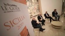Ecco la guida ai sapori  e ai piaceri    video    della Sicilia    FbLive