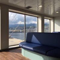 Messina, ecco Eolo: la nuova nave traghetto della Caronte&Tourist