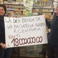 Valledolmo, centrato un 5+2 all'Eurojackpot: vinti 18 milioni di euro