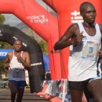 Maratona a Palermo, vince il keniano Kimeli