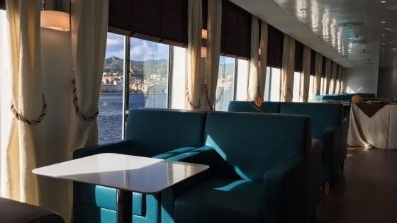 Messina: arriva Trinacria, la nuova nave traghetto di Rfi