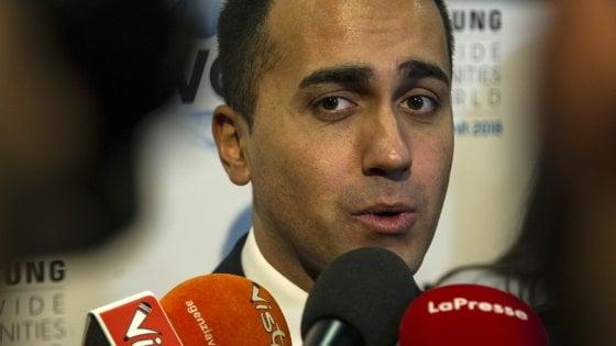 """""""Dialogo coi parenti dei mafiosi"""", ira di Di Maio sul candidato sindaco M5S di Corleone: """"Va espulso"""""""