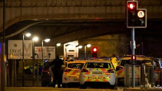 Manchester, agrigentino ucciso in un parco: è giallo
