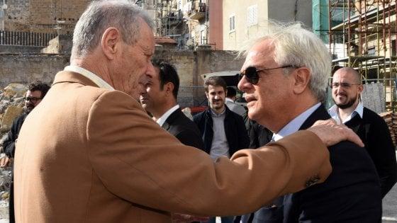 Fallimento Palermo, sospesi il giudice Sidoti e l'ex presidente Giammarva. Indagato Zamparini