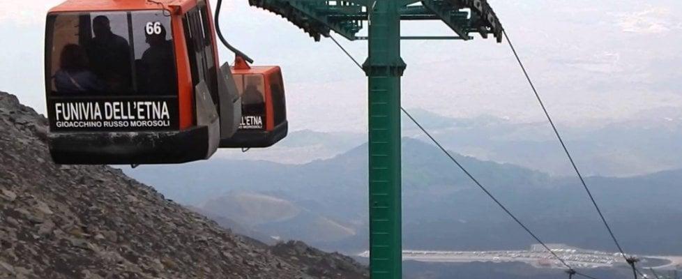 Mazzette per le escursioni sull'Etna, imprenditore-editore e sindaco di Bronte arrestati