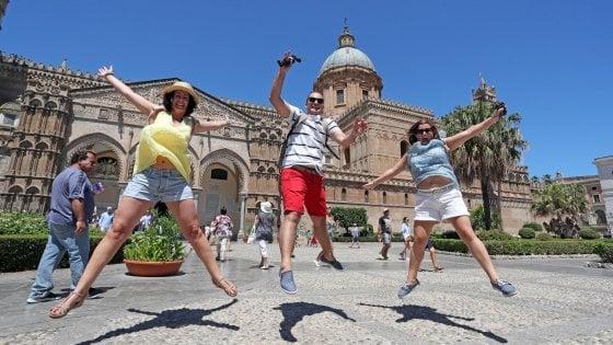 Turismo, in Sicilia boom di camping e b&b