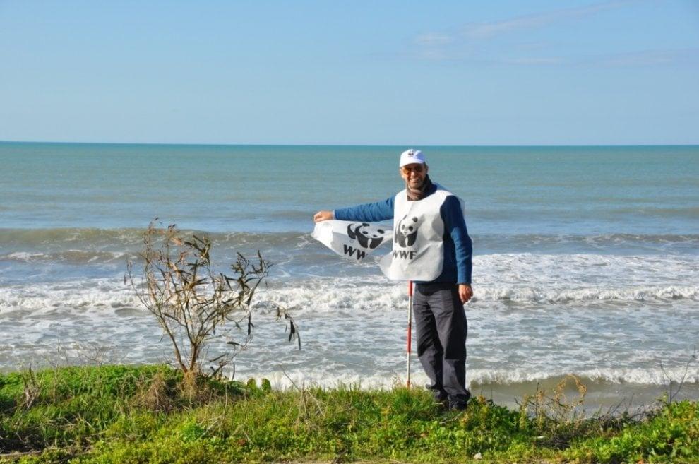 A Sciacca e Menfi i volontari Wwf puliscono le spiagge