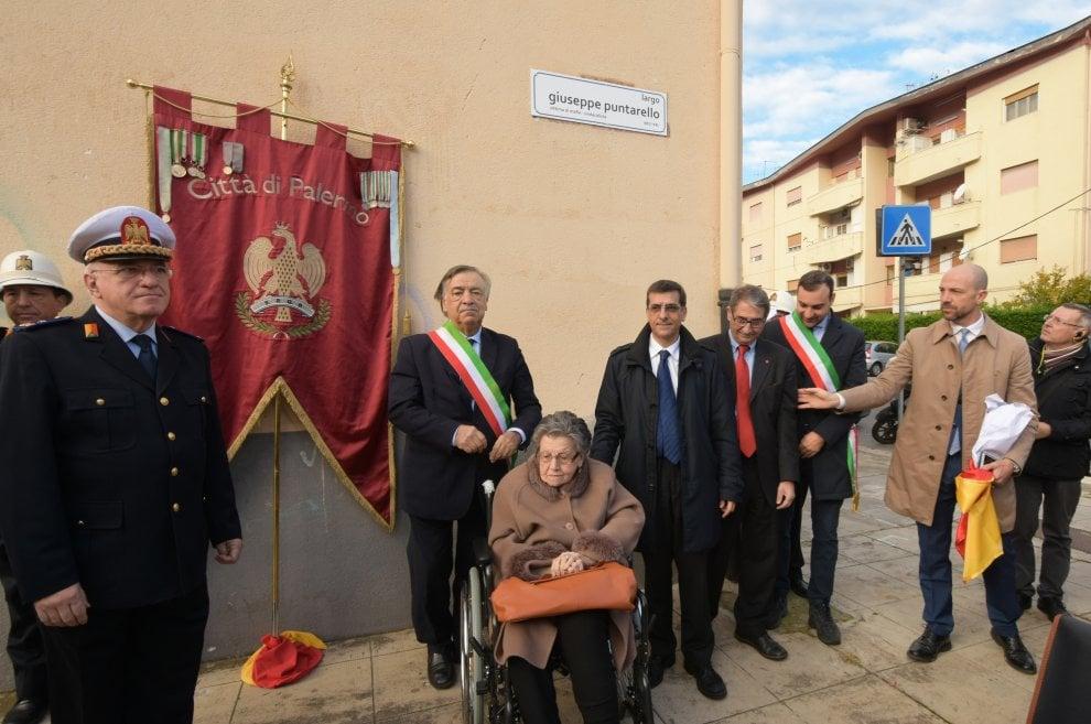 Palermo, intitolata una strada a Puntarello, sindacalista ucciso dalla mafia