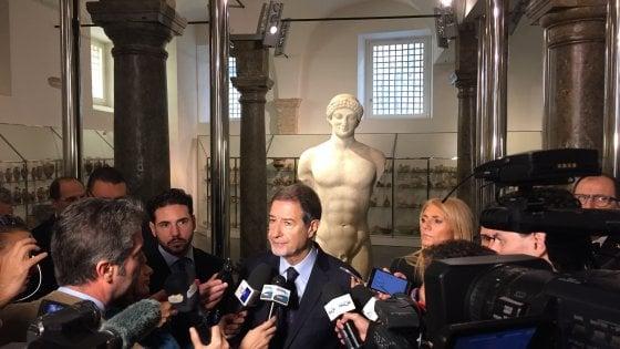 """Sicilia. Musumeci fa il bilancio di un anno di governo: """"Dopo politica clientelare e criminali stiamo ripartendo"""""""