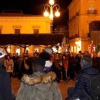 Forza nuova inaugura una sede nel Ragusano: in 100 al corteo antifascista