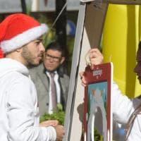 Palermo, via alle feste: passeggiate in centro e selfie con le stelle di Natale