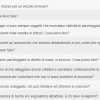 Palermo, la polemica sul sito dei vigili. Rimosso il riferimento ai