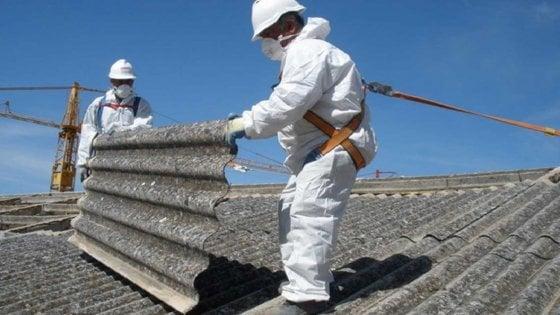 Sicilia, 200mila euro ai Comuni con un piano contro l'amianto