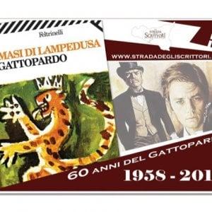 """Palermo, un timbro speciale celebra i 60 anni del """"Gattopardo"""""""