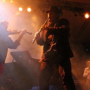 """""""Musiche senza confini"""" ai Cantieri della Zisa"""