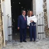 Agrigento, Enzo Bianco si sposa a sorpresa. Testimoni Gentiloni e Delrio