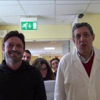 Palermo, uno spot con Totò Schillaci per assistere gli ammalati dell'Hospice