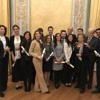 Fondazione Falcone, premiate all'Ars le ricerche dei giovani laureati
