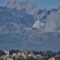 L'Etna concede una tregua: l'aeroporto di Catania torna alla normalità