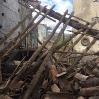 Terremoto Catania: le immagini da Fleri, distrutta dal sisma