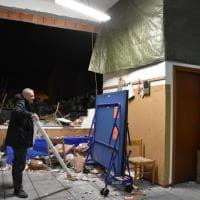 Terremoto Catania, la desolazione degli sfollati