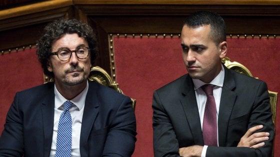 """Infrastrutture, Toninelli: """"Presto commissario per strade Sicilia"""""""
