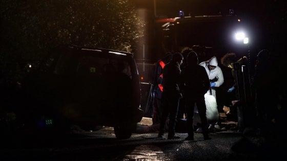 Il delitto di Belmonte, armi e droga nel casolare della vittima