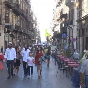 Palermo, il Cassaro centrale semipedonale fino a maggio