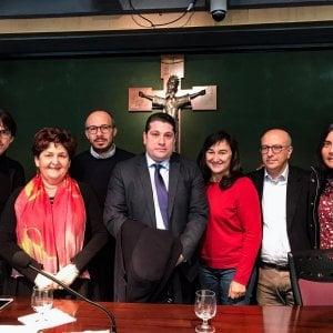 Troina, manifestazione del Pd a sostegno del sindaco