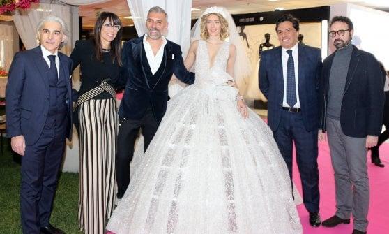 Catania, inaugurato il salone degli sposi