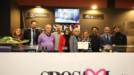 Catania: premio a Borderi Catering per la difesa dei prodotti siciliani