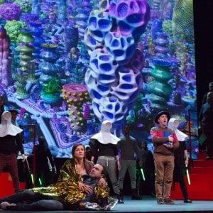 """Massimo, su il sipario: apre una """"Turandot"""" multimediale"""