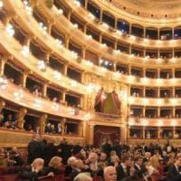 """La prima del Massimo:  la """"Turandot"""" multimediale riceve contestazioni"""