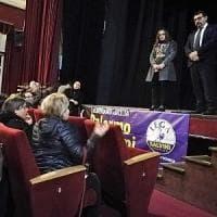 Palermo, la Lega raccoglie le firme per fare dimettere Orlando