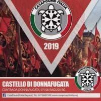 Ragusa: Casa Pound annuncia tesseramento nel castello del Comune, il sindaco