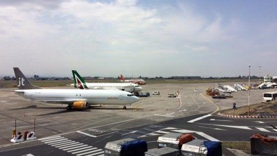 Fiumicino +5%,bene Malpensa,a Genova crescita top