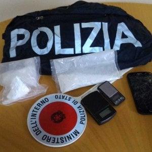 Palermo, armi e droga in una casa dello Zen: arrestato un trentaquattrenne