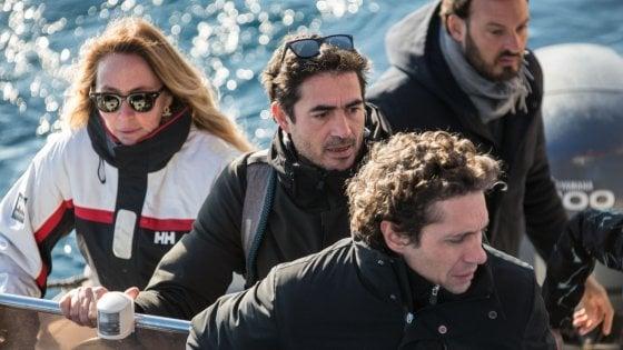 La Prestigiacomo sulla Sea Watch insieme a Leu e Radicali, polemiche in Forza Italia