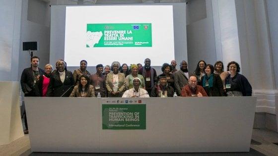 Vittime della tratta, accordo tra la Sicilia e la Nigeria