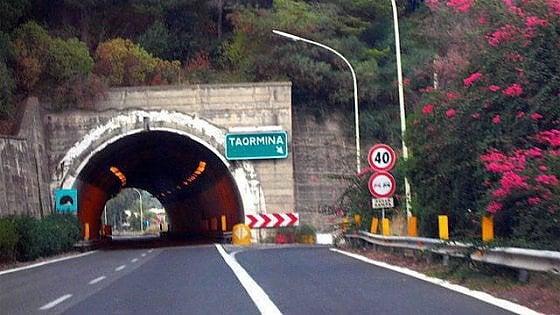 Autostrada gruviera: chiude per tre giorni un tratto della Messina-Catania