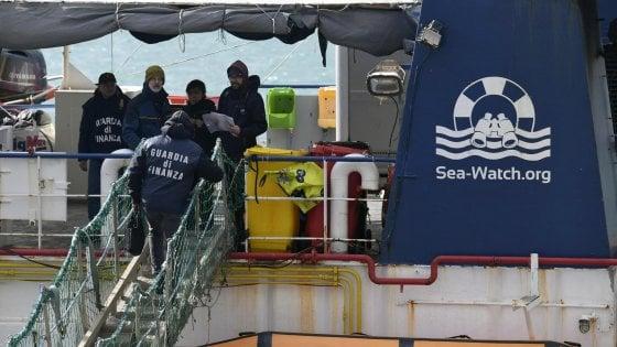 Migranti, giudici di Catania: nessun traffico illecito di rifiuti sulle navi Ong