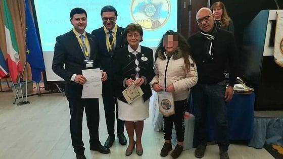 Tragedia di Casteldaccia, donato un assegno ai superstiti dell'alluvione di novembre
