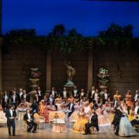 """Successo in Oman per la """"Traviata"""" del Teatro Massimo di Palermo con Placido Domingo"""