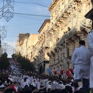 Catania, aperta inchiesta su scommesse alla festa di Sant'Agata