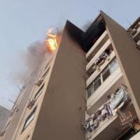"""Catania: vigili del fuoco derubati mentre domano un incendio. Salvini: """"Serve"""