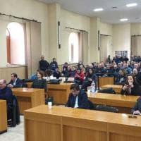 Blutec, l'agitazione degli operai dello stabilimento ex Fiat prosegue