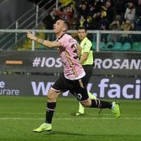 Beffa Palermo, la vittoria contro il Brescia sfuma nel recupero