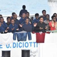 Caso Diciotti, atti al pm di Catania: verso apertura fascicolo