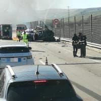 Enna, incidente con un mezzo pesante: muore magistrato a Tremonzelli