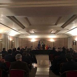 Palermo, Musumeci incontra gli allevatori a Palazzo d'Orleans